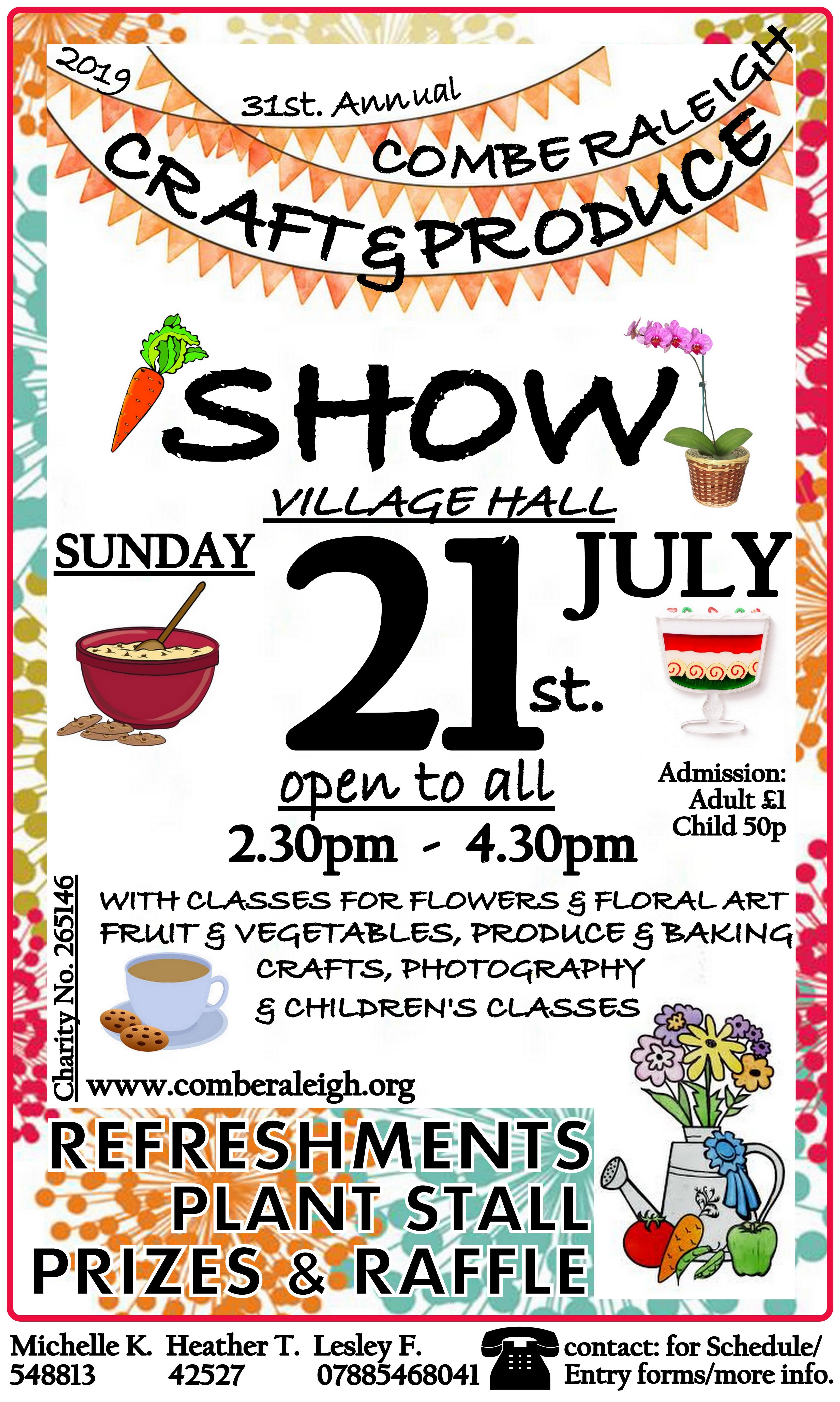 Village Produce Show